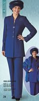 Lily and Taylor 2682 Womens  Knit Pant Suit image