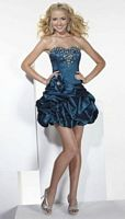 Hannah S Pickup Short Homecoming Dress 27649 by House of Wu image