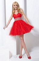 Hannah S Disco Dots Short Party Dress 27734 image