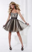 Hannah S Short Tulle Party Dress 27832 image