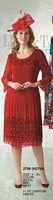Lily and Taylor 2798 Chiffon Dress image