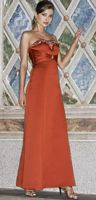 Alexia Designs Bridesmaid Dress with Embroidery and Beading 2812 image