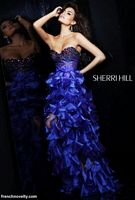 2012 Prom Dresses Sherri Hill Long Prom Dress 2921 image