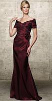 JDL Off the Shoulder Evening Dress 29412 by Alyce Designs image