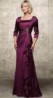 Jean De Lys Ruffle Evening Dress 29413 by Alyce Designs image