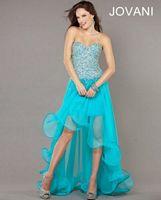 Jovani 2960 High Low Evening Dress image