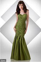 Bari Jay Mermaid Bridesmaid Dress with Detachable Skirt 300 image