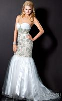 2012 Prom Dresses Jovani Long Prom Dress 3000 image