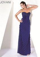 Jovani Tiered Evening Dress 30717 image