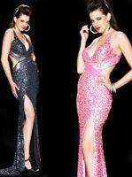 چرالباس های گیپور دامن دار تونیک از کناره ها اویزان میشود Prom Dresses by french novelty: Flash by Mac Duggal: Dresses for Special Occasions