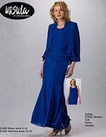 Ursula Plus Size Evening Dress 63085 image
