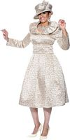 Dorinda Clark Cole 3437 Rose Collection Dress image
