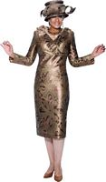 Dorinda Clark Cole 3440 Rose Collection Dress image