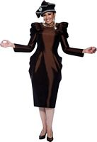 Dorinda Clark Cole 3443 Rose Collection High Fashion Dress image