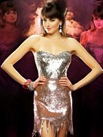 Mac Duggal Evening Strapless Sequin Cocktail Dress 3463T image