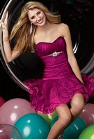Alyce Sweet Sixteen Dress 3525 image