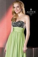 Alyce BDazzle 35541 Sequin Iridescent Evening Dress image
