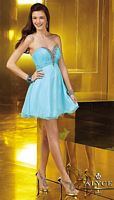 Alyce Sweet Sixteen Short A-Line Dress 3559 image