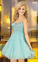 Alyce 3571 Sweet Sixteen Short Fun Dress image