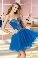Alyce Sweet Sixteen 3585 Bat Mitzvah Party Dress image