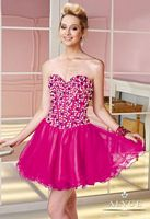 Alyce Sweet Sixteen 3590 Short Cute Dress image