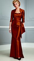 Caterina by Jordan Elegant Mother of the Bride Jacket Dress 4035 image