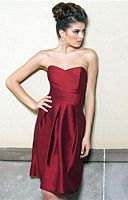 Alexia Designs 4130 Short Bridesmaid Dresses image