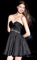 Alyce Short Homecoming Party Dress 4250 image