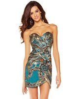 Mac Duggal Peacock Cocktail Homecoming Dress 42760N 06cdd2472