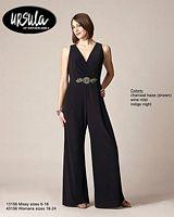 Ursula 43156 Plus Size MOB Jumpsuit image