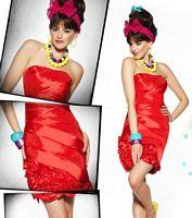 MacDuggal Homecoming Shimmering Short Dress 4382NA image
