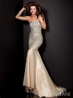 Jovani 4426 Mermaid Evening Dress image