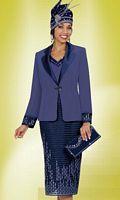 Ben Marc International Womens Church Suit 4654 image