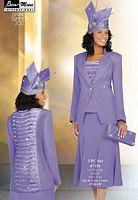 Ben Marc International Womens 3pc Unique Church Suit 47150 image