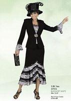 Ben Marc 47314 Womens Church Suit image