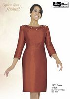 Ben Marc Intl 47326 Womens Dresses for Church image