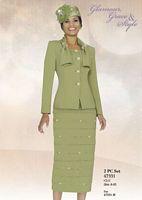 Ben Marc 47331 Womens Church Suit image