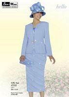 Ben Marc Intl 47332 Womens Church Suit image