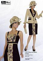 Ben Marc Intl 47342 Womens Church Suit image