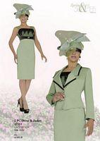 Ben Marc Intl 47351 Womens Jacket Dress for Church image