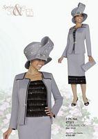 Ben Marc Intl 47353 Womens Church Suit image