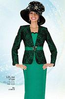 Ben Marc Intl Womens Church Suit 47409 image