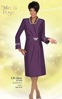Ben Marc 47419 Womens Church Dress image