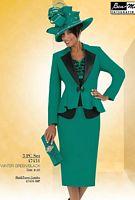Ben Marc Intl Womens 3pc Church Suit 47431 image