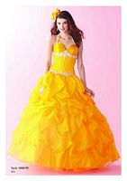 Alfred Angelo Disney Royal Ball Gown for Prom 5000 image