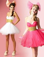 2012 Short Prom Dresses BabyDoll by MacDuggal 50001B image
