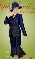 BenMarc Fifth Sunday 52686 Womens Three Piece Suit image
