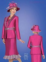 Ben Marc 52697 Fifth Sunday Ladies Church Suit image