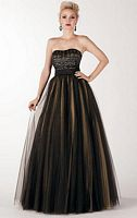 Alyce Paris Black Label Exclusive Classic Prom Ball Gown 5423 image