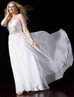 Alyce Prom Plus Size Ball Gown 56705 image